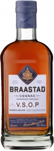 Braastad Cognac V.S.O.P 40% vol Ets Tiffon SA