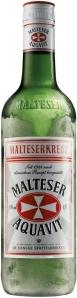 Malteserkreuz Aquavit 40% vol De Danske Spritfabrikker