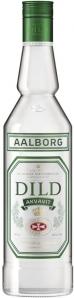 Aalborg Dild Akvavit 38% vol De Danske Spritfabrikker