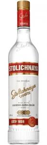 Stolichnaya Vodka 40% vol 1,0 Literflasche Simex Vertrieb