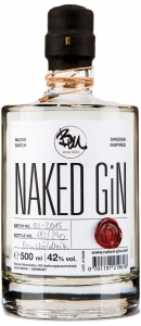 naked GIN Bonner Manufaktur Deutschland