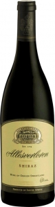 Allesverloren Shiraz Wine of Origin Swartland 2013 Allesverloren Wine Estate