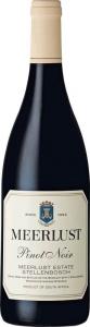 Meerlust Pinot Noir Stellenbosch Meerlust Wine Estate Stellenbosch