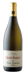 Grauer Burgunder Qualitätswein trocken 2015 Weingut Grans-Fassian