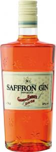 Saffron Gin Gabriel Boudier Frankreich