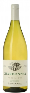 Rocher Chardonnay Claudius Rocher Pays d'Oc