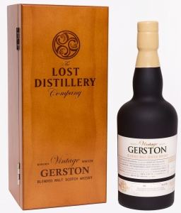Vintage Gerston The Lost Distillery GP 0,7l  Lost Distillery Ayrshire