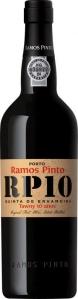 Tawny 10 Years Old 20% vol Quinta de Ervamoira  Ramos Pinto