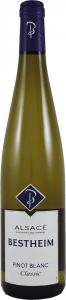 Bestheim Pinot Blanc Classic Alsace AOC Bestheim Elsass