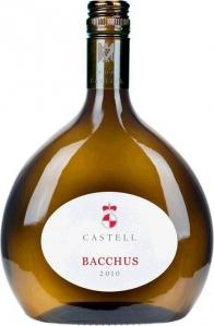 Bacchus trocken QbA Franken 2015 Castell-Castell
