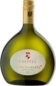 Casteller Schlossberg Riesling  GG QbA Franken 2013 Castell-Castell