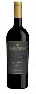 Black Stallion Limited Release Merlot Napa Valley Black Stallion Estate Winery Kalifornien