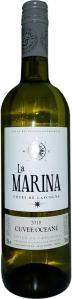 La Marina - Cuvèe Oceane VDP Côtes de Gascogne Domaine Haut-Marin Gascogne