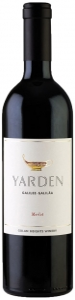Yarden Merlot Golan Heights Winery Golanhöhen
