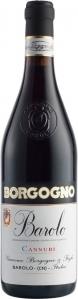 Borgogno Barolo Cannubi von Giacomo Borgogno aus Piemont in Italien