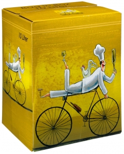 Chardonnay 10l Bag in Box  Pays d`Oc