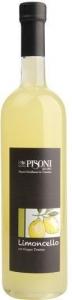 Limoncello (Grappa Mit Zitrone) 30 Vol. % Pisoni Trentino-Südtirol
