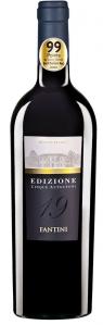 Edizione Cinque Autoctoni IGT Farnese Vini Abruzzen