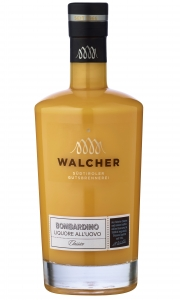 Walcher Bombardino Eierlikör 17% vol  Brennerei Alfons Walcher