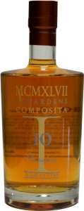 Grappa Primagioia MCMXLVII Aquardens Composita Distilleria Berta Piemont