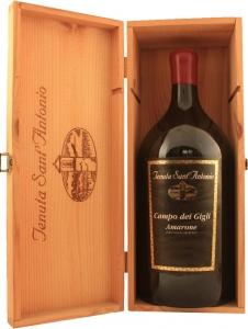 Amarone della Valpolicella DOC Campo dei Gigli Magnum (1,5l) Holzkiste Sant'Antonio Venetien