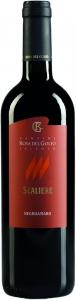Negroamaro IGT Scaliere Rosso del Salento Rosa del Golfo Apulien