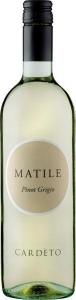 Matile Pinot Grigio IGP von Cardeto aus Umbrien in Italien
