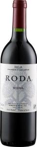 Roda Reserva DOCa von Roda aus Rioja in Spanien
