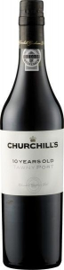 10 Years Old Tawny von Churchill´s aus Douro in Portugal