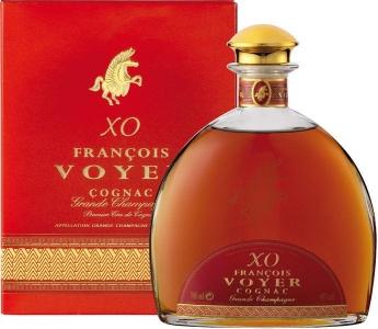 XO François Voyer Cognac Grande Champagne von Francois Voyer aus Charente in Frankreich