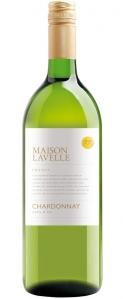 Chardonnay IGP d'Oc 1,0l Maison Lavelle Pays d'Oc