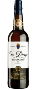 Valdespino Sherry DO Amontillado Tio Diego Valdespino Grupo Estevez, Jerez Jerez-Xérès-Sherry
