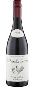 Vin De France Rouge La Vieille Ferme