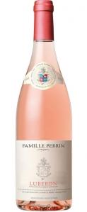 Luberon AOP Rosé Famille Perrin Côtes du Lubéron