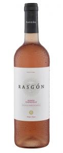Rasgon Tempranillo Rosado Bodegas Rasgon Castilla