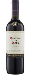 Casillero Del Diablo Merlot Casillero del Diablo Valle del Rapel