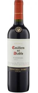Carmenere Casillero del Diablo Valle del Rapel