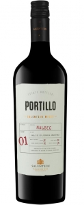 Bodegas Salentein Portillo Malbec Bodegas El Portillo Mendoza
