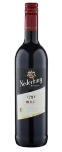 Nederburg 1791 Merlot Nederburg Wines Western Cape