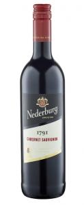 Nederburg 1791 Cabernet Sauvignon Nederburg Wines Western Cape