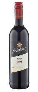 Nederburg 1791 Shiraz Nederburg Wines Western Cape