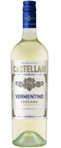 Vermentino Toscana IGT Famiglia Castellani Toscana