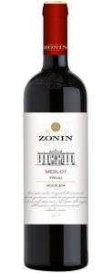 Zonin Classici Merlot DOC Friuli Aquileia Zonin 1821 Friuli Aquileia