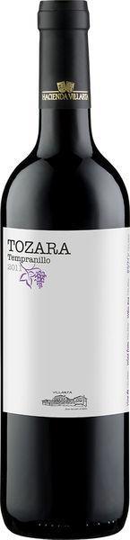 Tozara Tinto VdT 2017 Hacienda Villarta Méntrida