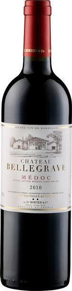 Château Bellegrave AOC Médoc 2018 Château Bellegrave Bordeaux