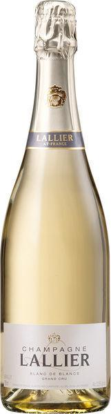 Blanc de Blanc Grand Cru Champagne Lallier Champagne