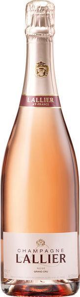 Rosé Grand Cru Champagne Lallier Champagne
