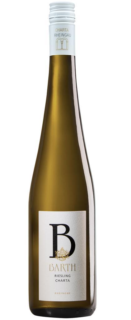 Riesling Charta QbA 2018 Wein- und Sektgut Barth Rheingau