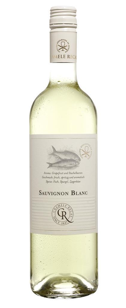 Recas Food Pairing Sauvignon Blanc 2020 Cramele Recas