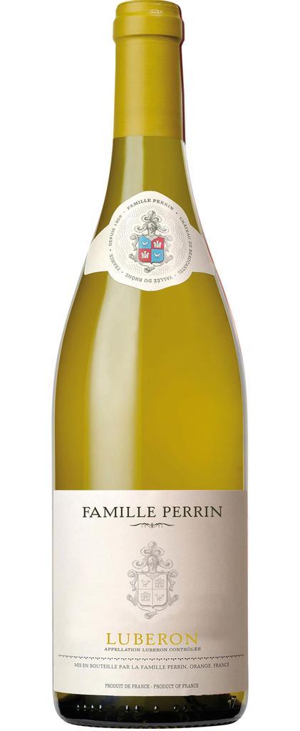 Luberon AOP Blanc 2019 Famille Perrin Côtes du Lubéron